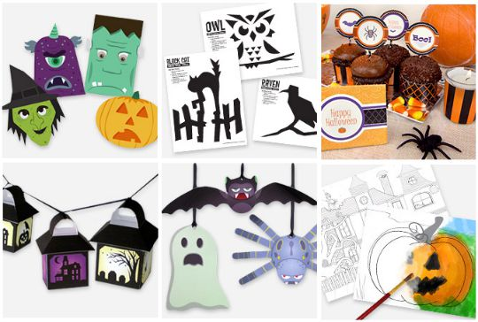 halloween printables snapfish pm