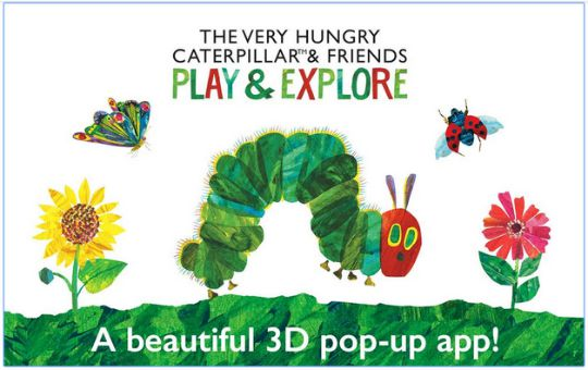 hungry caterpillar app pm