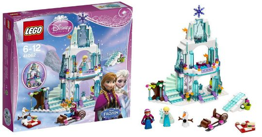 lego frozen castle pm