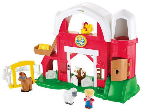 little people sounds barn pm