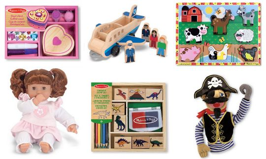 melissa & doug 40 off pm