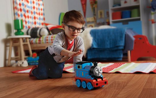 motion control thomas pm
