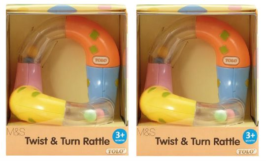 m&s rattle recall pm