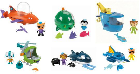 33 Off Selected Octonauts Toys Amazon