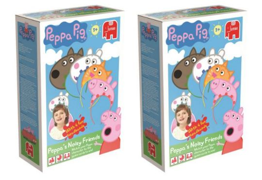 peppa pig noisy game pm