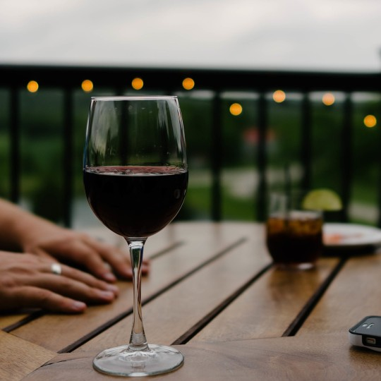 Is it wine o'clock