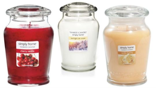 yankee candle pm