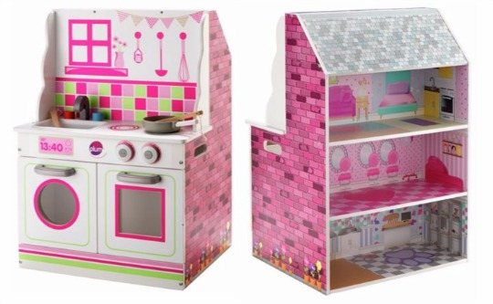 2 in 1 kitchen and dolls house pm