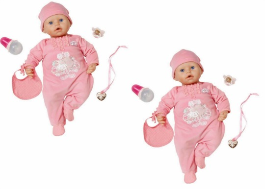 Baby Annabell Doll Version 9 (THE NEWEST ONE!) £25 @ Tesco ...