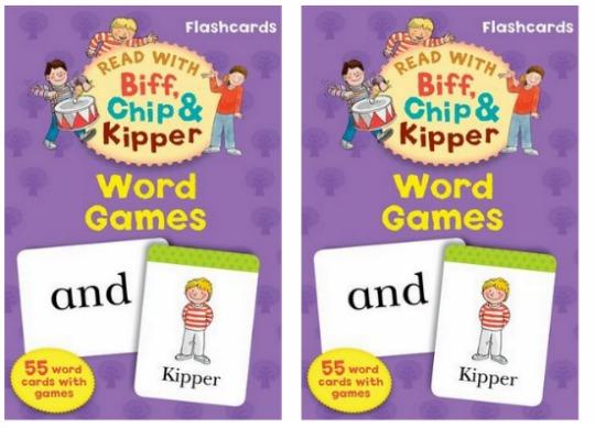 Biff Chip Flashcards