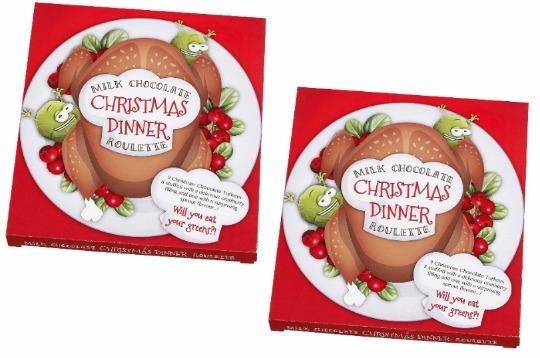 Christmas Dinner Roulette