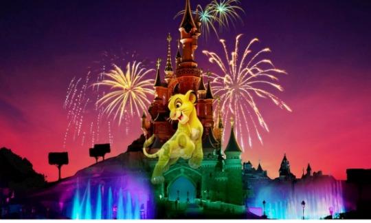 Disneyland Pairs