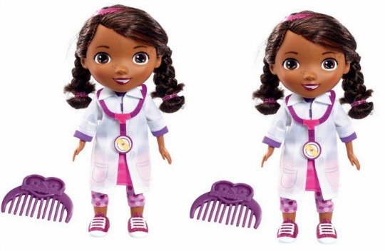 Doc McStuffins Singing Doll