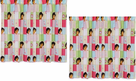 Dora Curtains