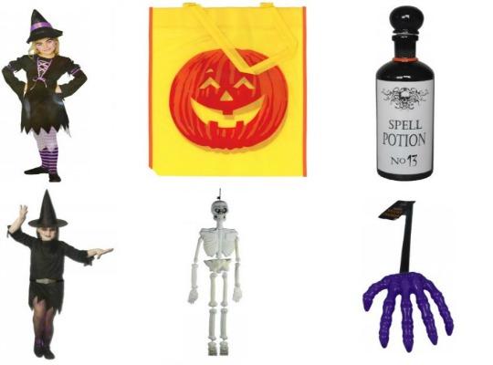 Internet Gift Store Halloween