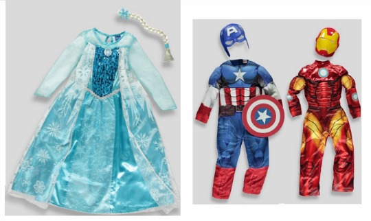Kids Halloween Costumes Matalan