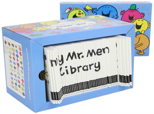 Mr Men Book Collection
