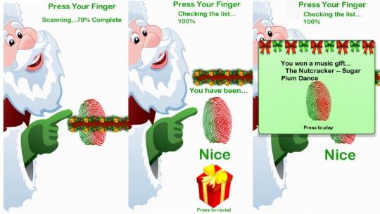 Santa App