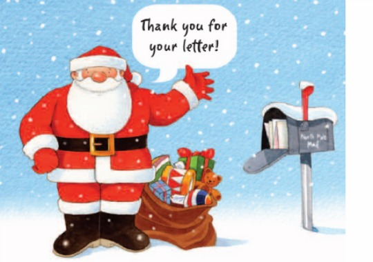 royal mail now accepting this years christmas letters to santa