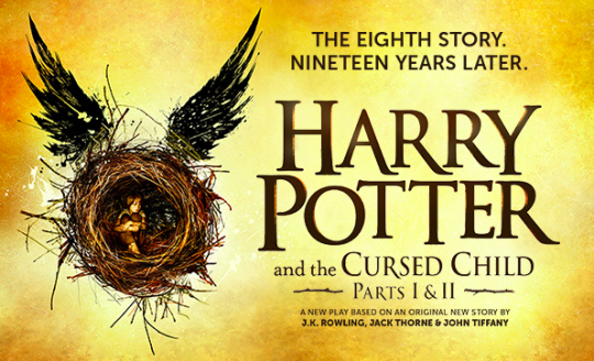 Harry Potter and The Cursed Child Priority Booking