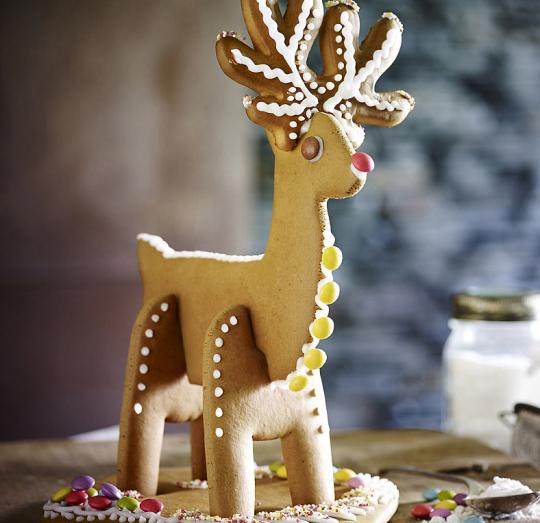 Lakeland Gingerbread Reindeer