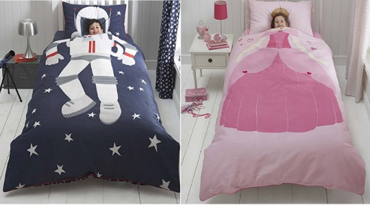 When I grow Up Bedding