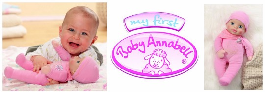 baby annabell mp