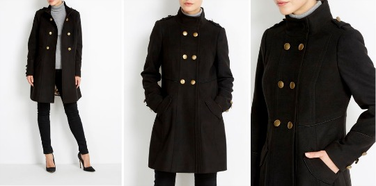 coat wallis pm