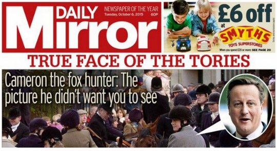 daily mirror smyths pm