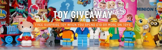 free toy argos pm