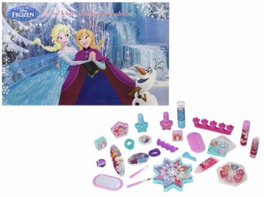 frozen advent calendar pm