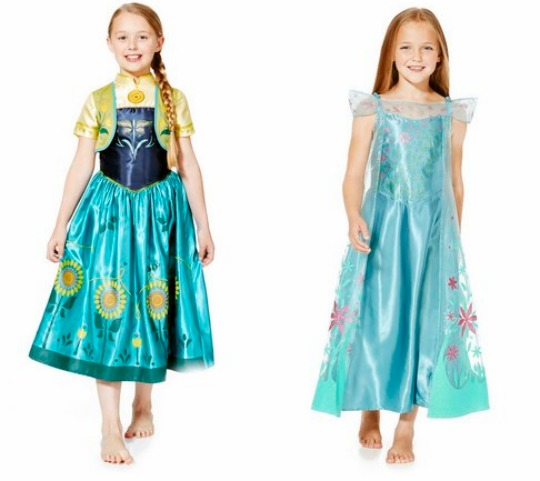 frozen dress up pm