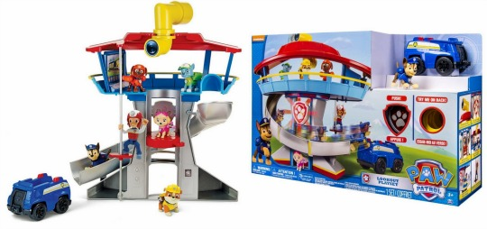 paw patrol lookout playset pm