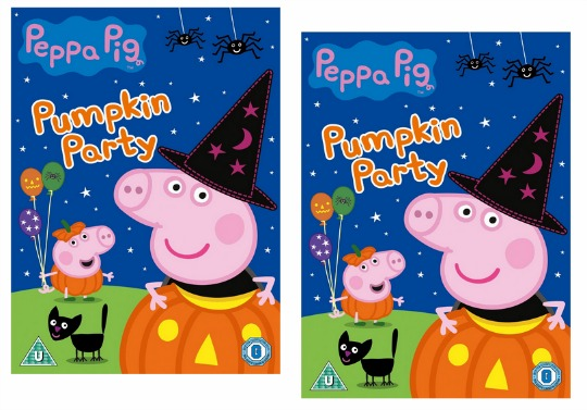peppa pig pumpkin party pm