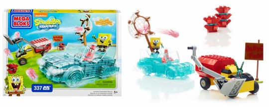 spongebob mega bloks pm