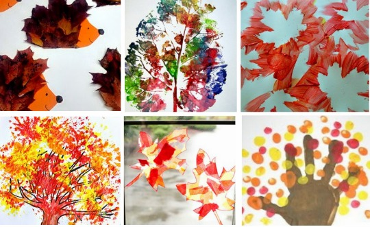 top ten autumn crafts pm
