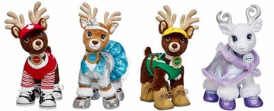 Christmas 'Merry Mission' Range Out Now @ Build-A-Bear