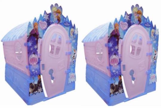 Disney Frozen House