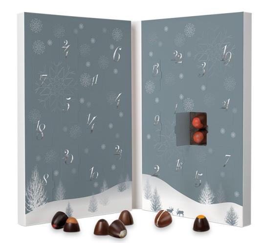 Hotel Chocolat Sharing Advent Calendar