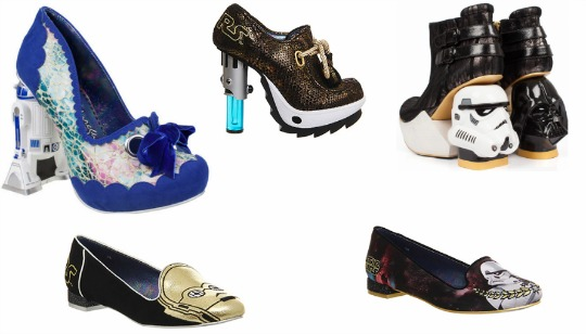 Star Wars Irregular Choice