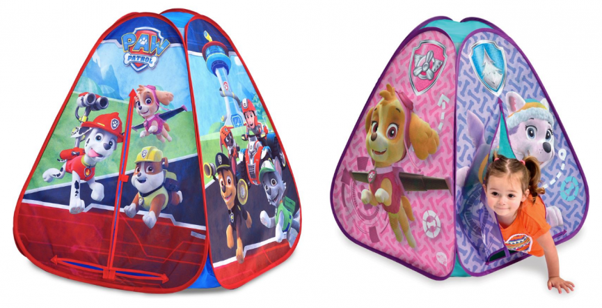 Kids Character Play Tents 163 12 99 Smyths Toys