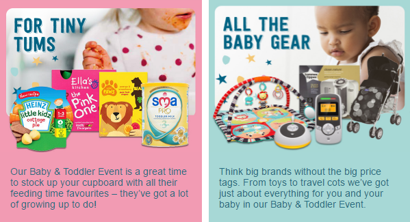 Asda Baby Amp Toddler Event Coming Soon