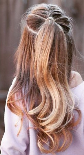 Easy back to school hairstyles - Voila institute of hair design kitchener ...