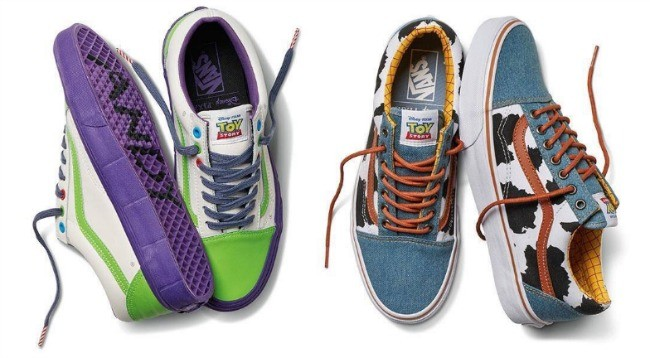 Where To Buy Toy Story Vans Collection In The UK ce9af212a