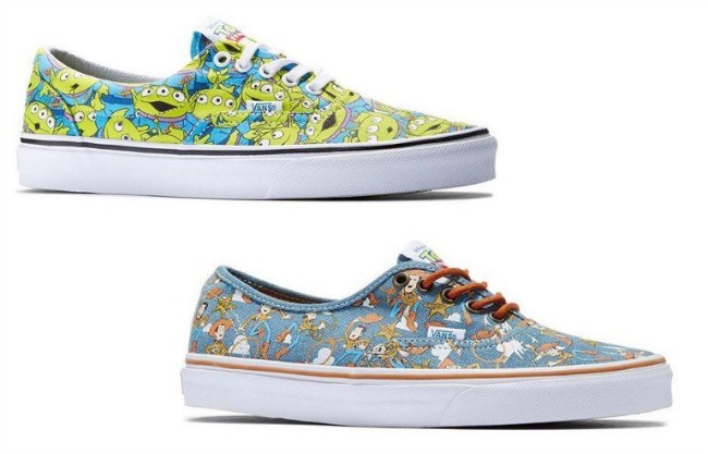 vans toy story shoes uk