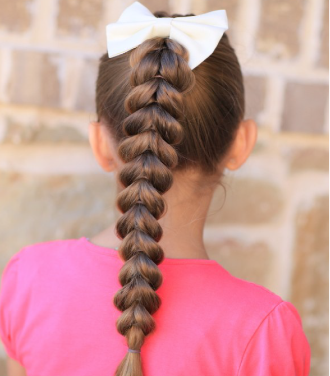 Christmas Hairstyles Easy.24 Easy Christmas Hairstyles For Girls Article By Mariawriter11