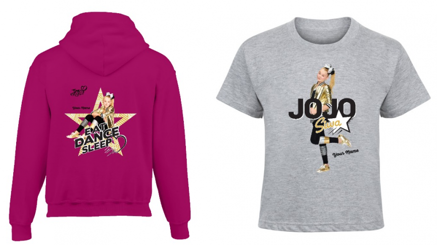 fb9963396bb There s plenty of fab and fun JoJo Siwa outfits for her fans to grab in the  UK