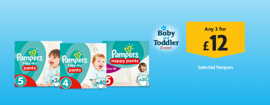 Morrisons Baby Amp Toddler Event Now On