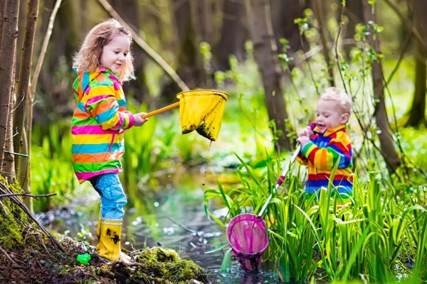 The 10 Best Kids' Outdoor Activities for Summer