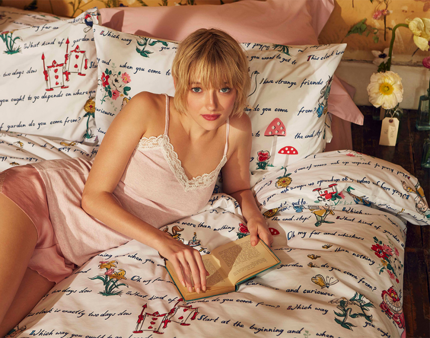 Cath Kidston x Alice In Wonderland Collection Coming Soon!